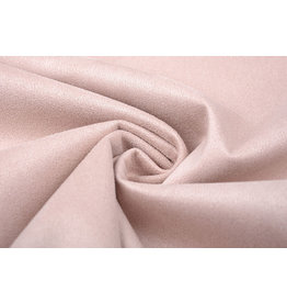 Oeko-Tex®  Light Scuba Suede Powder Pink