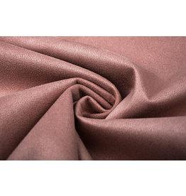 Oeko-Tex®  Light Scuba Suede Old pink