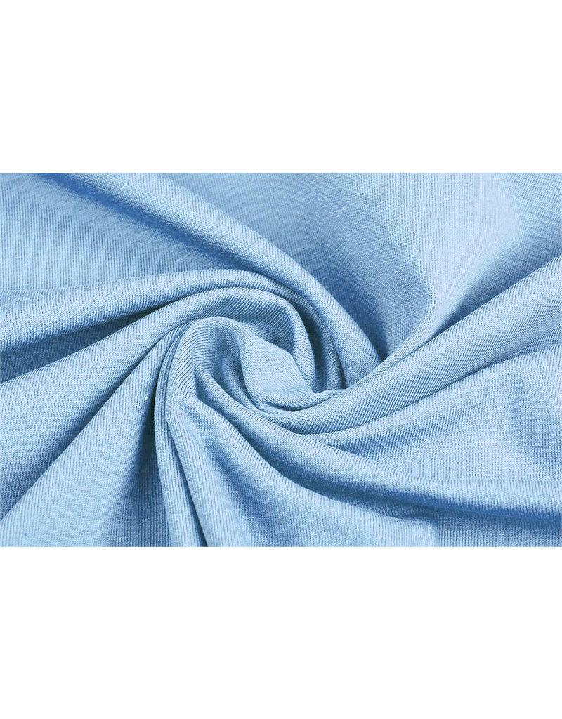 Oeko-Tex®  Cotton Jersey Baby blauw
