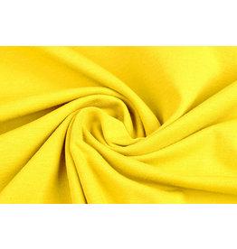 Oeko-Tex®  Cotton Jersey Citron Yellow