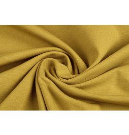 Oeko-Tex®  Cotton Jersey Ocher