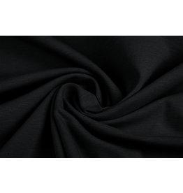 Oeko-Tex®  Cotton Jersey Black