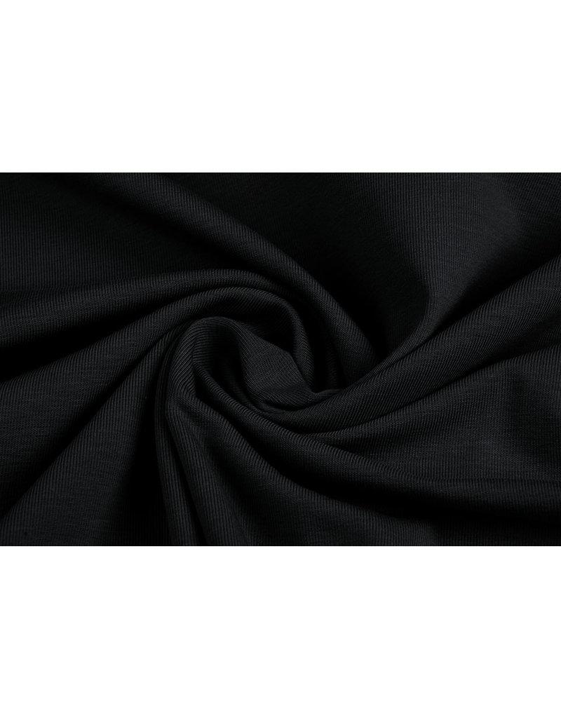 Oeko-Tex®  Cotton Jersey Zwart