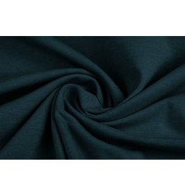 Oeko-Tex®  Cotton Jersey Dark Petrol