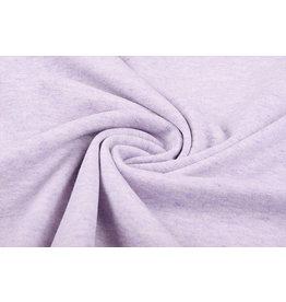 Oeko-Tex®  Cotton Jersey Lilac Melange