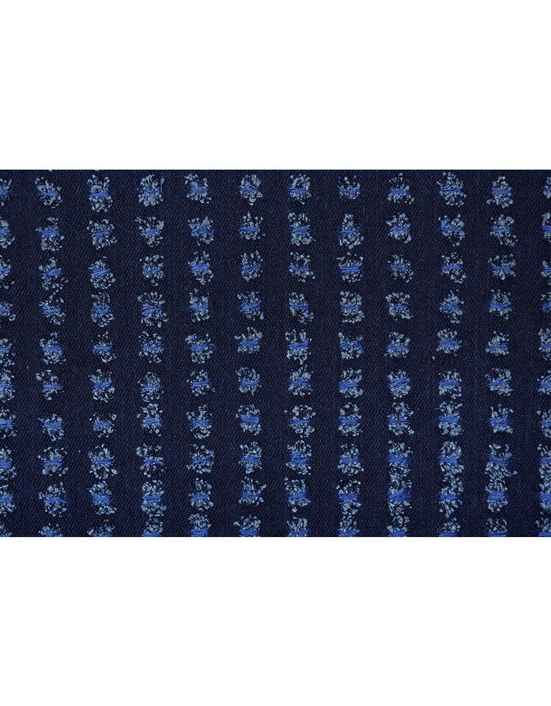 Bouclé Vimba Blauw