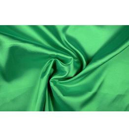 Polyester-Satin Grün