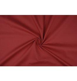 Poplin red