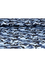 Armee Polyester Baumwolle Marineblau