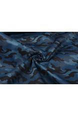 Army Polyester Katoen Politie Blauw