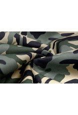 Army Polyester Cotton Old Green