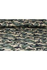 Army Polyester Baumwolle Altgrün