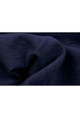 100% Gewaschene Baumwolle Polizeiblau