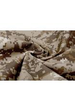 Army Polyester Baumwolle Craft Braun