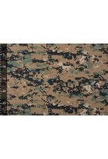 Army Polyester Katoen Craft Leger Groen
