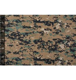 Army Polyester Baumwolle Craft Armeegrün