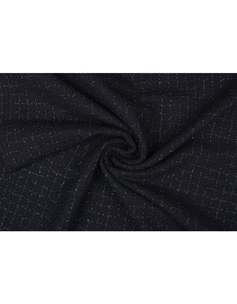 Bouclé  Quadru Zwart