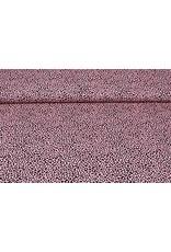 Stenzo 100% Katoen Panterprint Roze