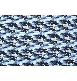 Stenzo Popeline Camouflage Navy