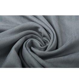 Cupro Suedine  Grey