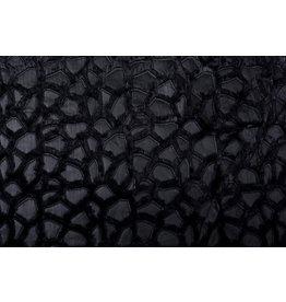 Fur / Leather Black