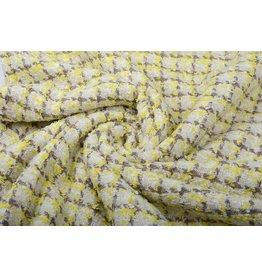 Bouclé Sjanelli Mix Yellow