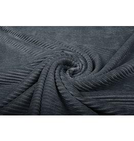 Cotton Corduroy Large Rib Dark Grey