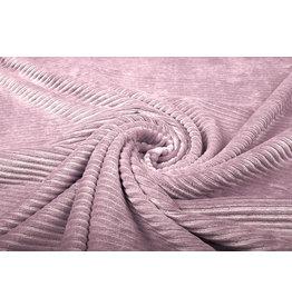 Cotton Corduroy Large Rib Old Pink