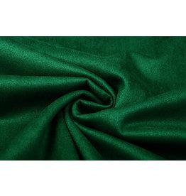Oeko-Tex®  Light Scuba Suede Grassgreen