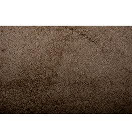 Hairy Borg Fabric Noa  Brown