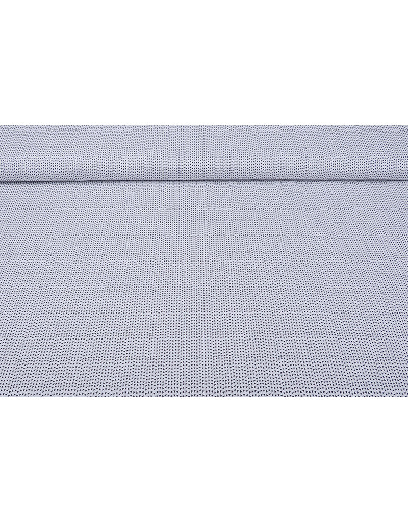 Stenzo 100% Baumwolle Dreieck Weiß
