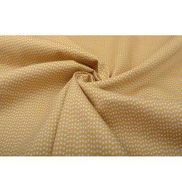 Stenzo 100% Baumwolle Dreieck Ocker Gelb