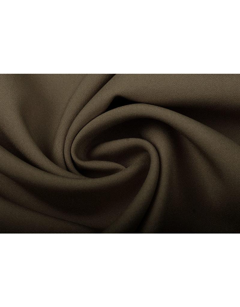 Oeko-Tex®  Bi-Stretch Dunkel Sand