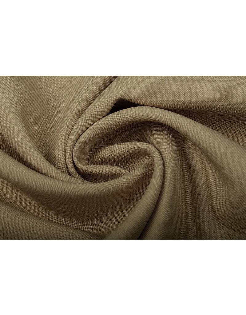Oeko-Tex®  Bi-Stretch Donker beige