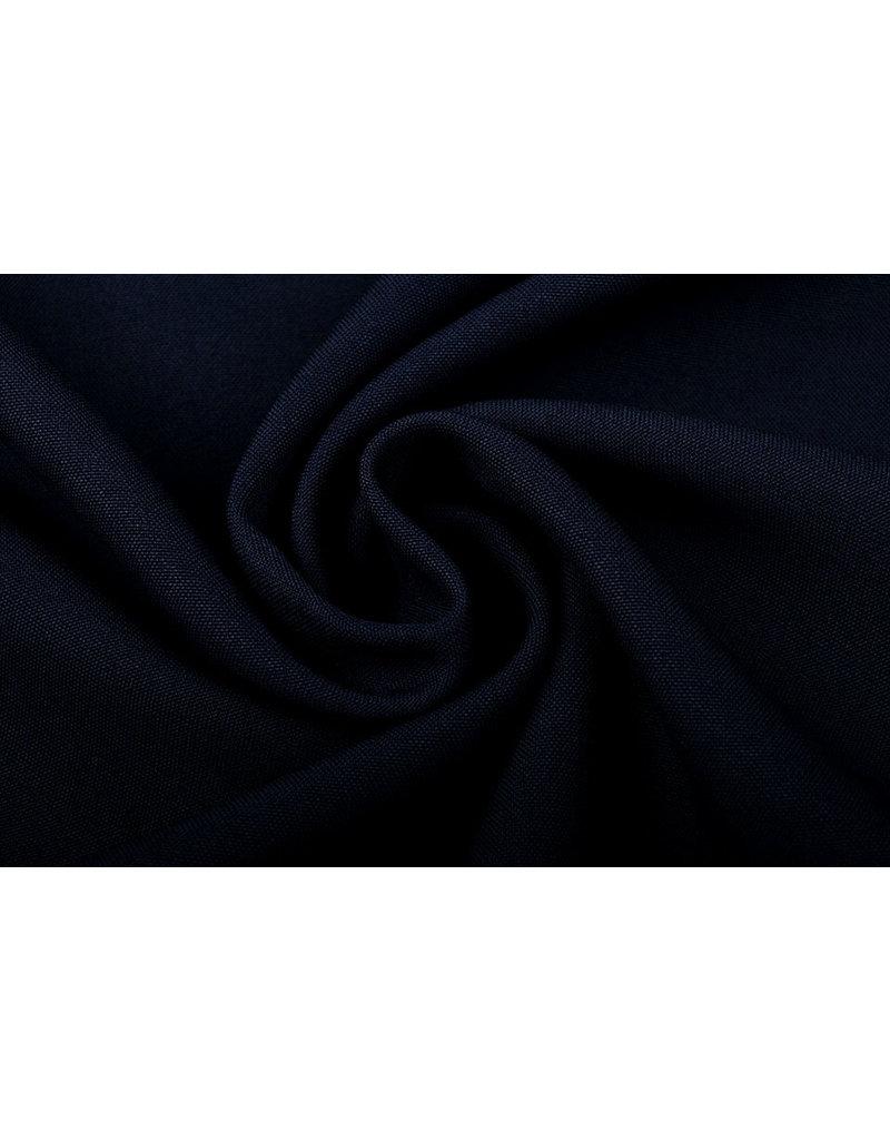 Oeko-Tex®  Bi-Stretch Marineblau