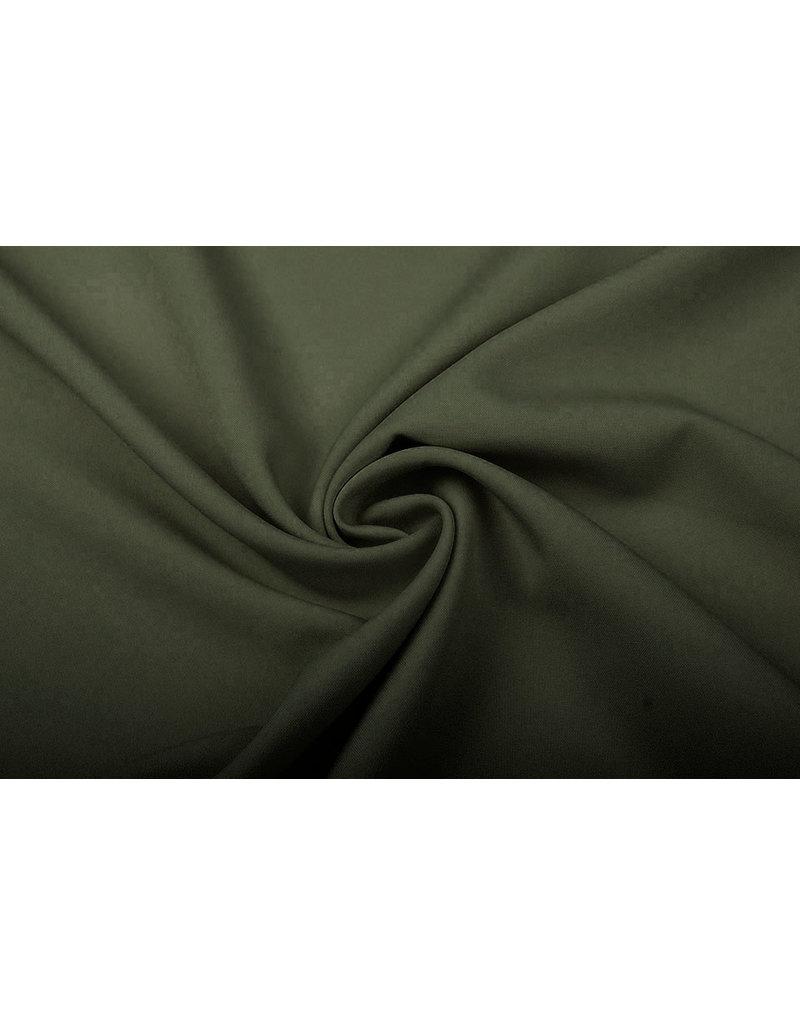 Oeko-Tex®  Bi-Stretch Army groen