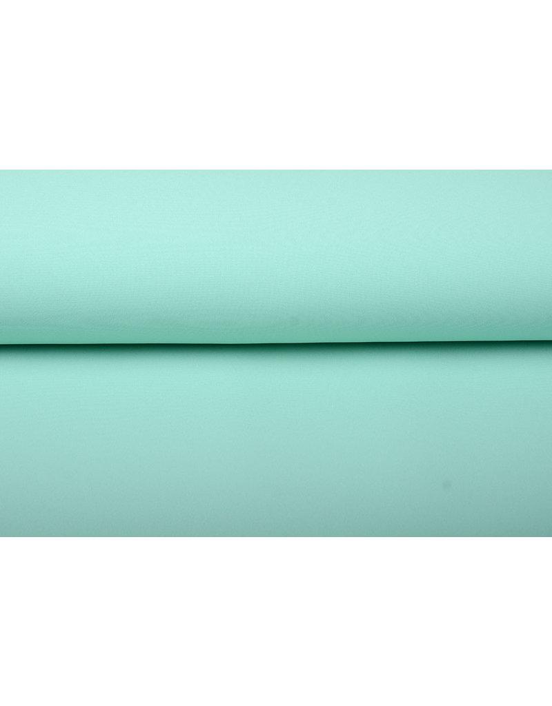 Oeko-Tex®  Bi-Stretch Minzgrün