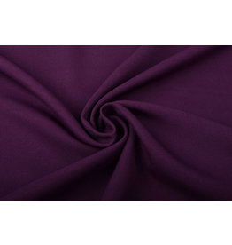 Oeko-Tex®  Bi-Stretch Aubergine