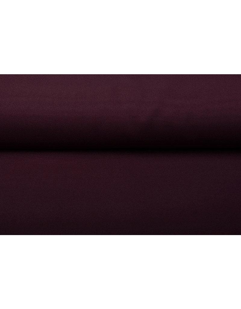Oeko-Tex®  Bi-Stretch Bordeaux
