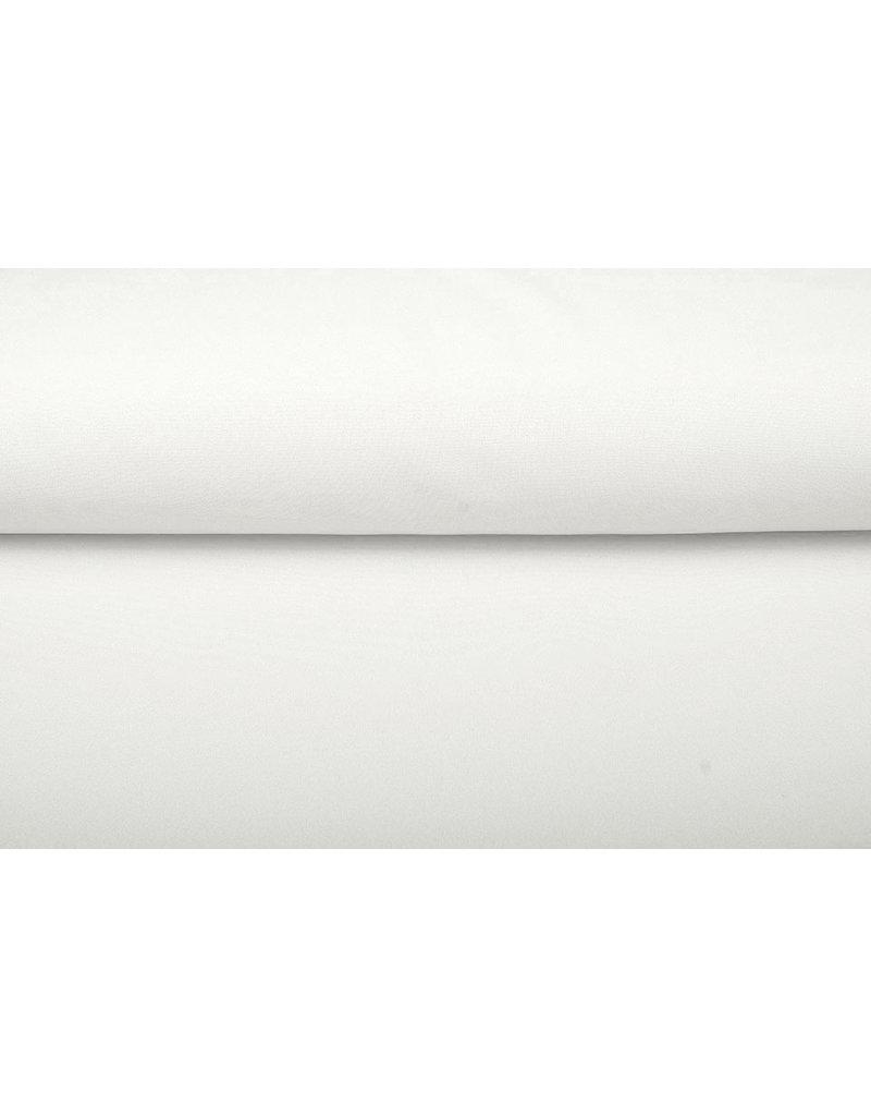 Oeko-Tex®  Bi-Stretch Weiß