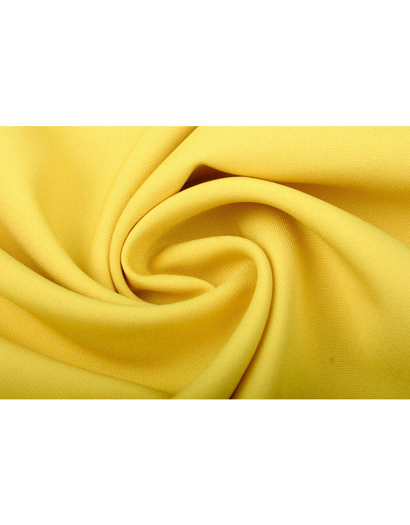 Oeko-Tex®  Bi-Stretch Zitronengelb