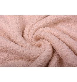 Terry Cloth Powder pink