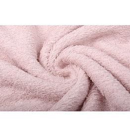 Terry Cloth Light pink