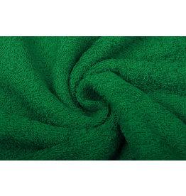 Terry Cloth Grassgreen