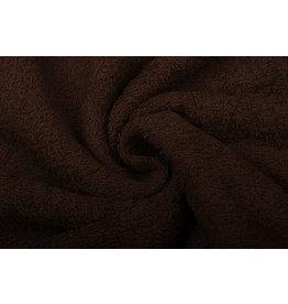 Terry Cloth Dark brown