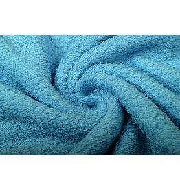 Terry Cloth Aqua