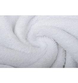 Terry Cloth White