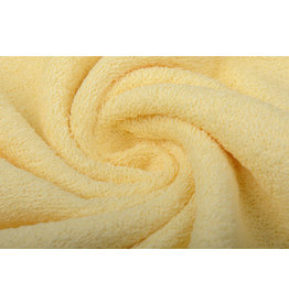 Terry Cloth Butteryellow