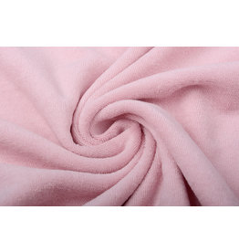 Stretch Terry Cloth Light pink