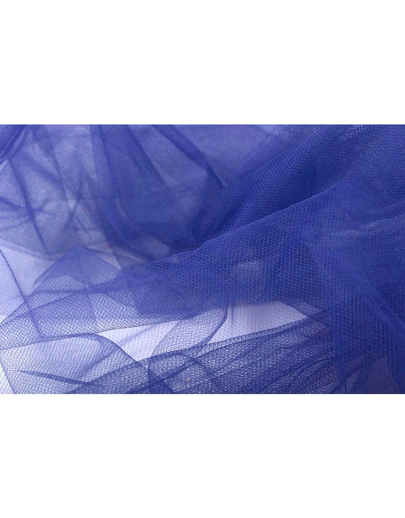 Brauttüll Empire Blau